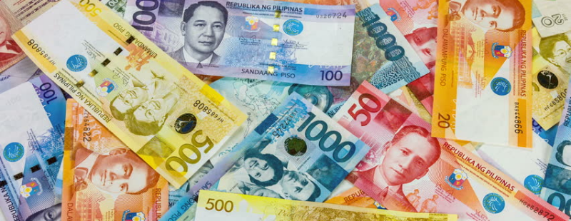 Image of Philippine money