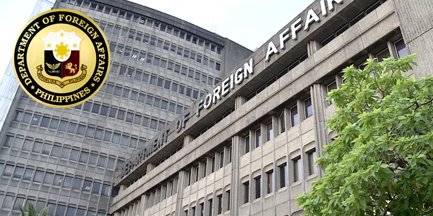 Yuletide message of the department of foreign affairs - Department of foreign affairs offices ...