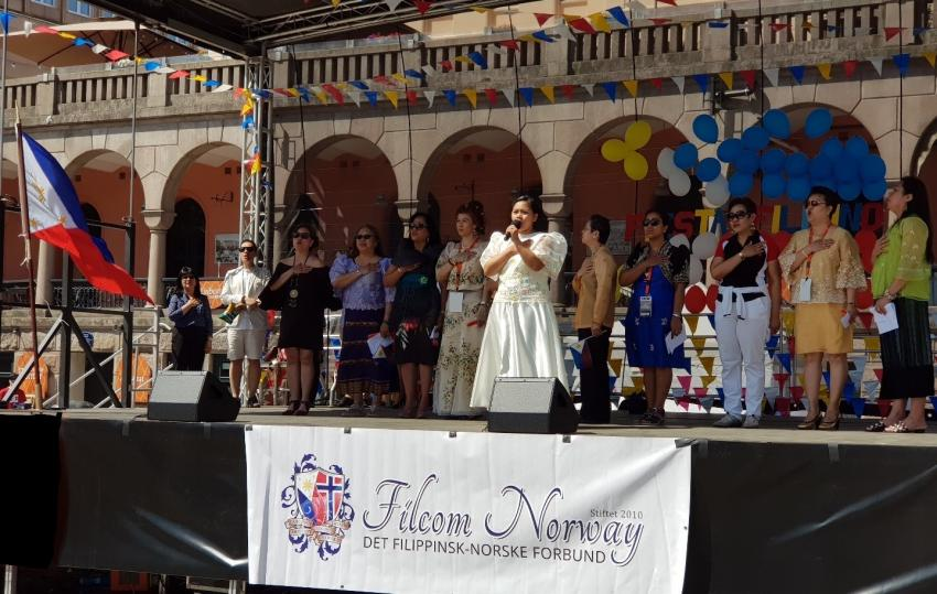 Filipinos in Norway Celebrate 120th Anniversary of the Declaration of Philippine Independence