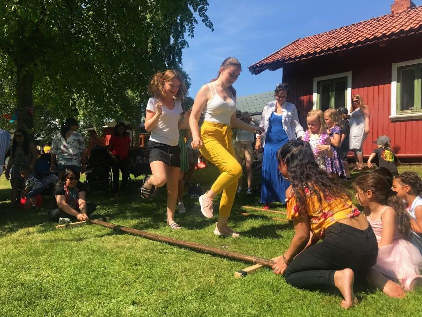 Filipino Fun and Games on Show at Stoppested Verden Children's Festival in Norway