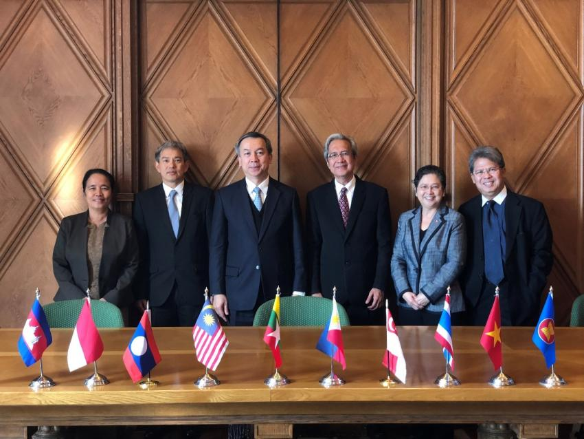 ASEAN Committee in Oslo Briefs Norway on Trade and Investment Opportunities in the ASEAN Economic Community