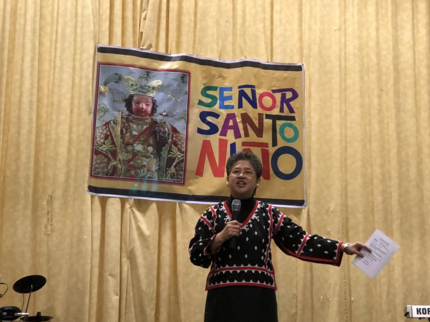 Feast Day of Sto. Niño and Sinulog Festival Celebrated in Oslo