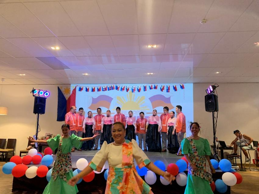 Filipinos in Stockholm Celebrate Kalayaan 2019