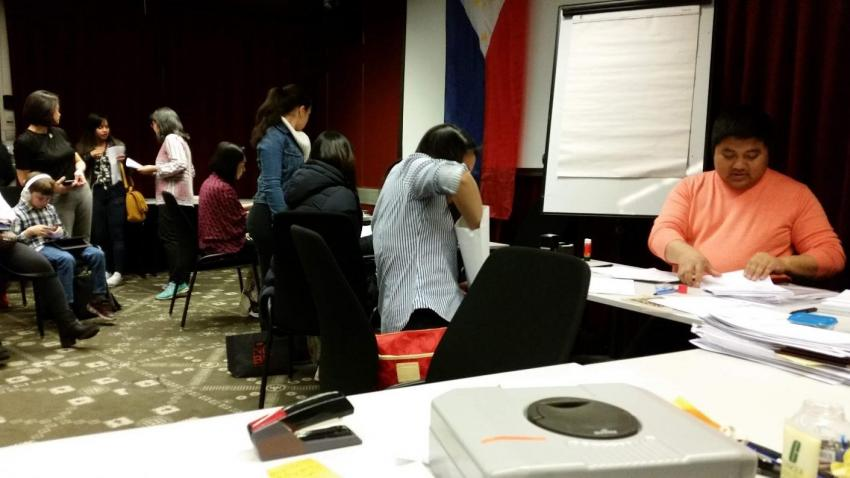 Philippine Embassy in Norway Conducts Consular Outreach Mission in Stockholm, Sweden