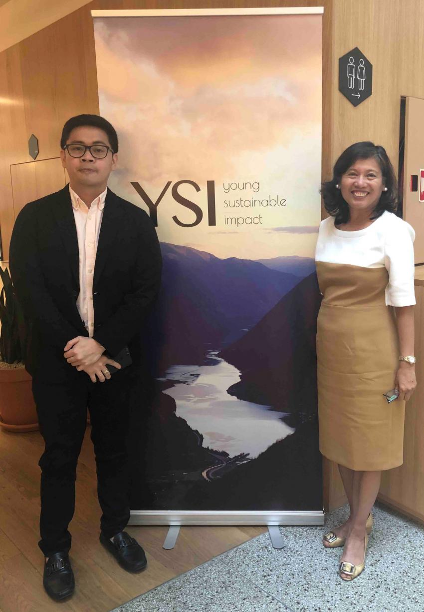 Philippines Represented in Young Sustainable Impact Global Innovation Program 2019