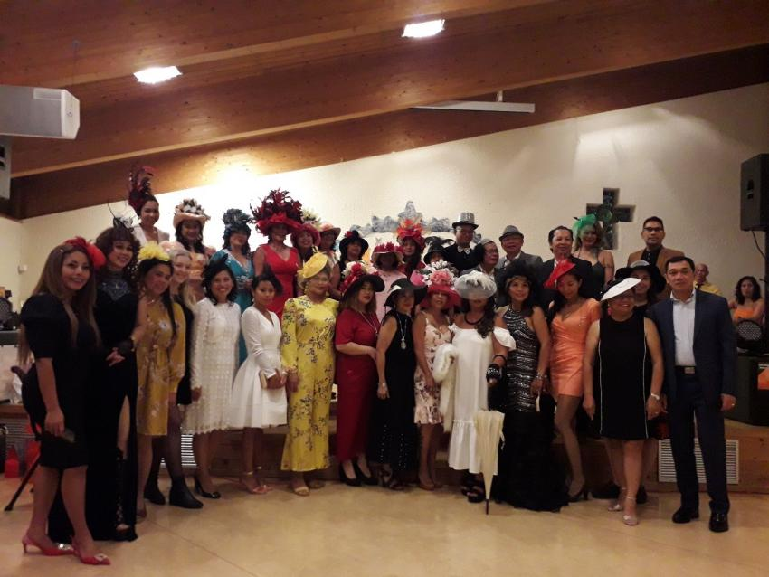 Mekeni Norway Holds Ascot Event for a Cause