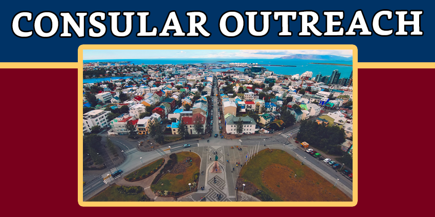 Philippine Embassy in Norway Conducts Consular Outreach Services in Reykjavik, Iceland