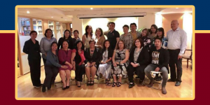 Embassy meets with Filipino Community leaders