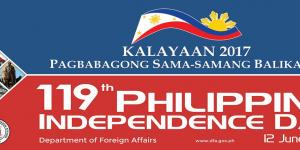 119th Anniversary of the Declaration of Philippine Independence