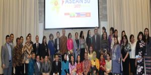 ASEAN family in Oslo