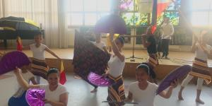 Filipino Community in Denmark Puts on Musical Showcase for Independence Day