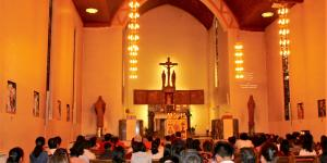 Philippine Embassy and Filipino community in Oslo celebrate Philippine Independence Day with a Catholic mass