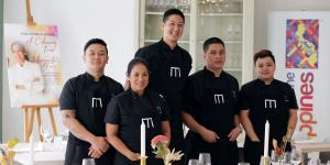Four-City 2018 Philippine Culinary Tour in Scandinavia: Chef Margarita Forés impresses chefs, food writers and food bloggers of Copenhagen