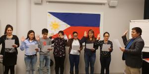 Philippine Embassy Conducts Consular Outreach in Gothenburg, Sweden