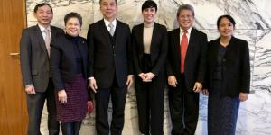 ASEAN Committee in Oslo Calls on Norwegian Foreign Minister