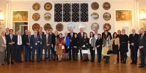 Ambassador Jocelyn Batoon-Garcia Hosts Farewell Reception for Philippine Honorary Consul General Poul Krogh in Copenhagen