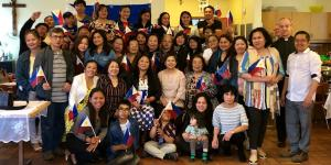 Filipinos Celebrate Philippine Independence Day in the Land of Fire and Ice
