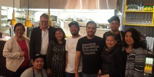 With its Filipino Roots, Sentro Finds its Place in Helsinki Culinary Mainstream