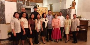 A Piano Concert and Introduction to Philippine Music History for the Filipino Community in Oslo