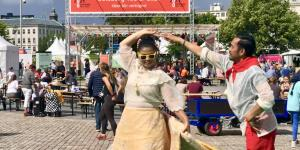 Philippine Embassy in Norway joins DOT in the Gothenburg Culture Festival 2019