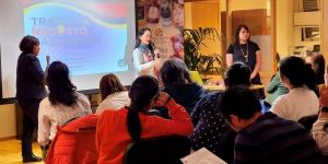 Towards Becoming Overseas Filipino Investors and Entrepreneurs: Trabaho, Negosyo, Kabuhayan Seminar Held in Oslo