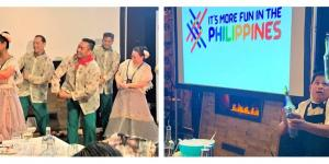 "DOT and Philippine Embassy Bring ""It's More Fun in the Philippines"" in Oslo"