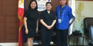 Philippine Ambassador to Norway Calls on Managing Head of the Board of Investments