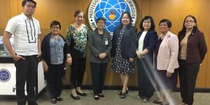 Philippine Boards of Medicine and Nursing Meet with Ambassador Jocelyn Batoon-Garcia