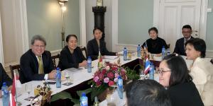 ASEAN Committee in Oslo Welcomes Two New Ambassadors