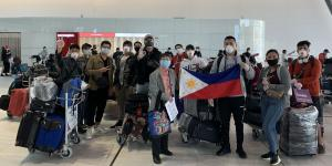 Philippine Embassy Assists in Repatriation of More than 450 Seafarers from Bergen, Norway