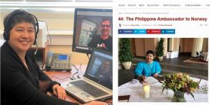 Ambassador Jocelyn Batoon-Garcia Joins David Nikel in 'Life in Norway' Podcast Interview